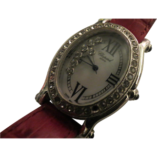 Chopard happy sport Replica Watch  669121/3628