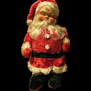Vintage Huge Christmas Santa Claus 1950s