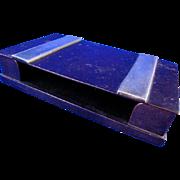 Silver Crest Memo Box circa 1935
