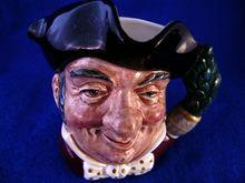 """Royal Doulton Character Jug """"Mine Host""""  # D6470 Toby Mug"""