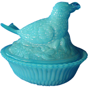 Boyd Crystal Blue Robin w/ Cherry Covered Salt