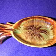 DeForset Of California Pineapple Spoon Rest Pottery