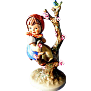 Goebel Hummel Apple Tree Girl  Six Inches Tall
