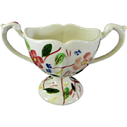 Blue Ridge Southern Potteries Open Sugar Rose of Sharon Pattern