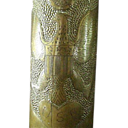 Signed World War One Trench Art