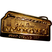 John Deere Commemorative Belt Buckle