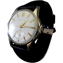 Nice Benrus Mechanical Movement Wrist Watch