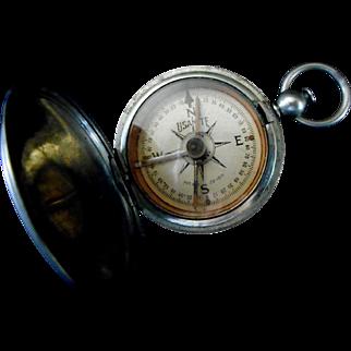 World War One  Pocket Compass