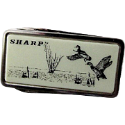 Sharp Brand Knife  Money Clip Advertising