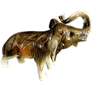 Royal Dux Lone Elephant