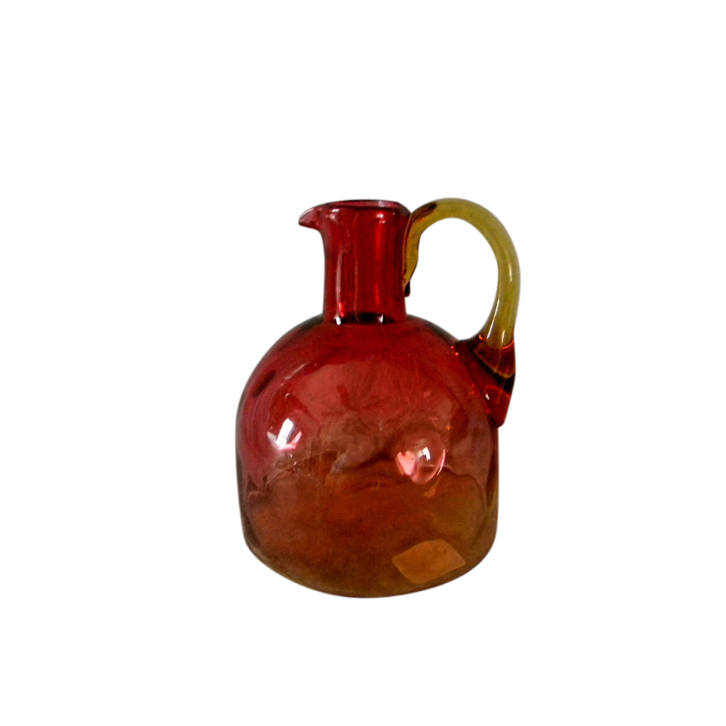 amberina pitcher cream