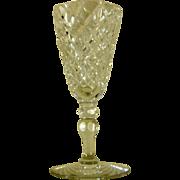 Hawkes Delft Diamond Champagne Flute