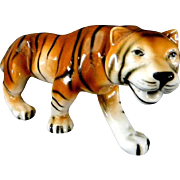 Royal Dux Bengal Tiger