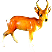 Vintage Lefton Gazelle Figurine