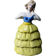 Vintage German Perfume Bottle