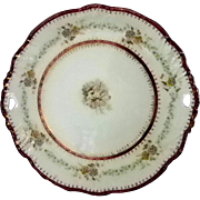 Beautiful C.T. Germany Cake Plate