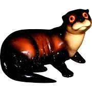 Otter from the Seagull Collection  *Enesco*
