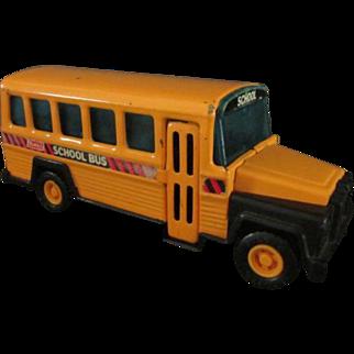Buddy L 1980's Steel School Bus