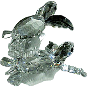 Swarovski Baby Sea Turtles # 7143