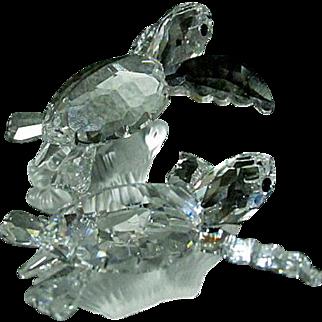 Swarovski Baby Sea Turtles # 7143