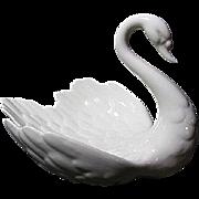 Large Goebel Swan Trinket or Dresser Dish