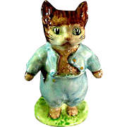 Beatrix Potter Tom Kitten Beswick Figurine