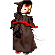 Madame Alexander Friar Tuck Doll