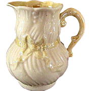 Irish Belleek Cream Pitcher