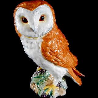 Beswick Barn Owl Porcelain Figurine