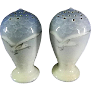 B & G Seagull Salt & Pepper Shakers **  Bing & Grondahl