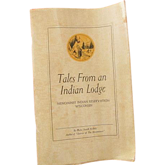 Tales From an Indian Lodge by Phebe Jewell Nichols