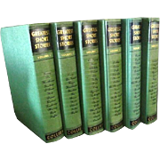 Greatest Short Stories Six Volume Set ** Mark Twain, Edgar Allan Poe, O'Henry, H. G. Wells, Washington Irving, others