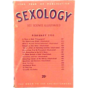 1955 Sex Science Magazine