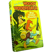 New Better Little Book Published in 1950 Staring Woody Woodpecker