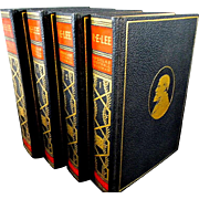 Biography of Robert E. Lee 4 Volume Set by D.S.Freeman