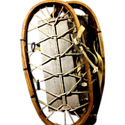 "U.S. Army 10th Mountain Division Snow Shoes or ""Bear Paws"""