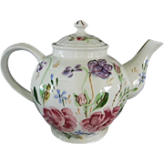 "Blue Ridge Southern Potteries ""Happily Ever After"" Tea Pot    ** Teapot"
