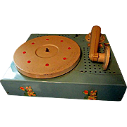 Speer Model 13 Phonograph Player
