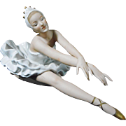 German Wallendorf Porcelain Ballerina