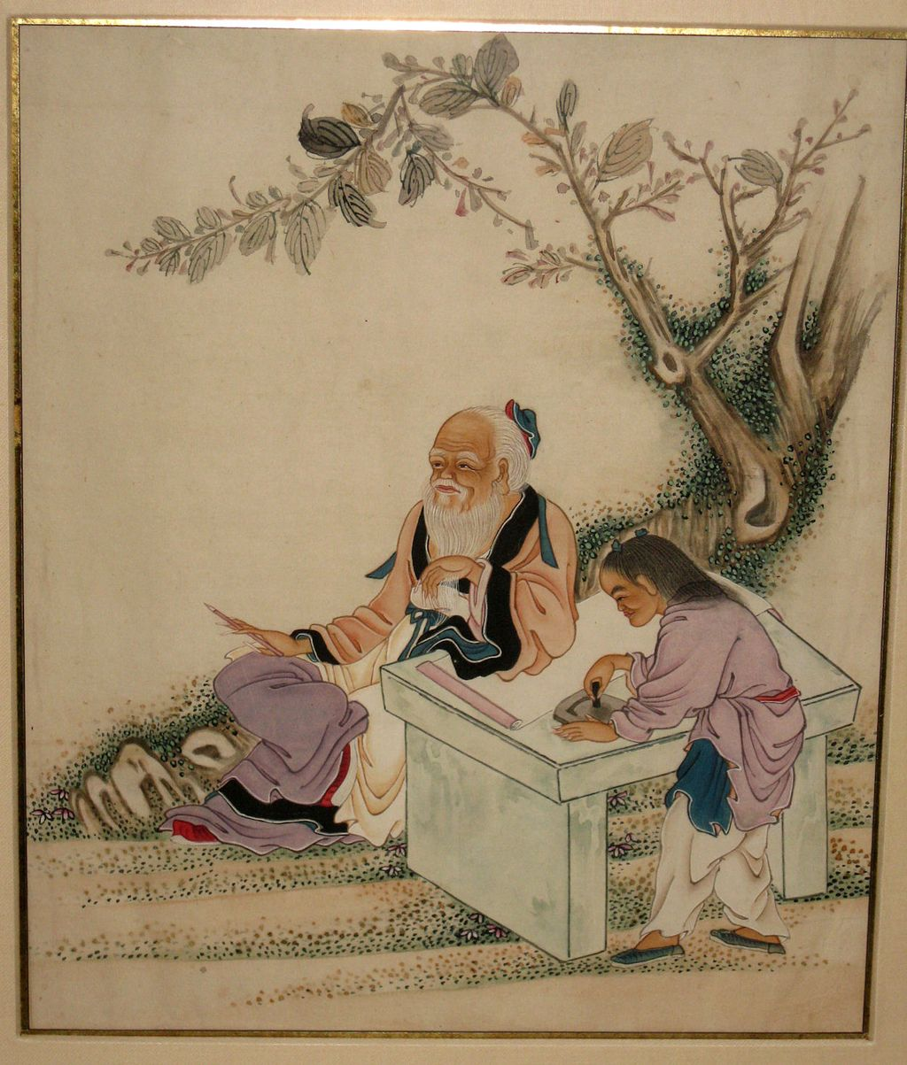 an analysis of the chinese painting genres Laboratory analysis reveals the he  the background painting in a maid asleep probably corresponds to a cupid described  genre painting served both to reflect.