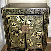 Chinese Small Lacquer Chest
