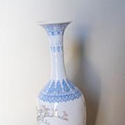 Chinese Delicate Porcelain Eggshell Vase
