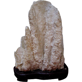 Large natural calcite mineral