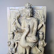 Blanc de Chine Avalokiteśvara