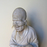 Chinese Ceramic Statue of Shou-Xing