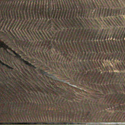 Japanese Carved Wood Horizontal Wall Plaque of Mt. Fuji