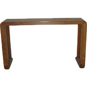 Chinese Elmwood Altar Table