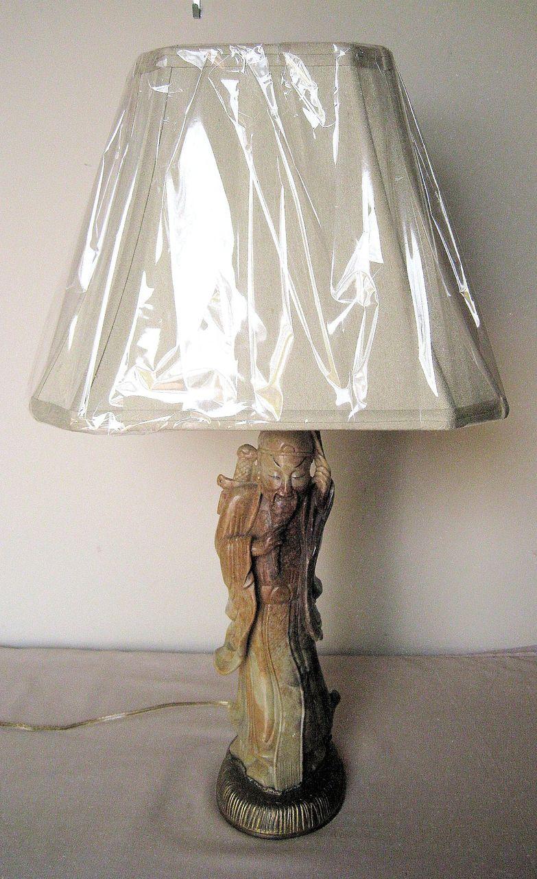Stone Carved Decorative Items - Carved Soapstone Lantern Lamp ...