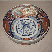 Japanese Antique Imari Porcelain Bowl