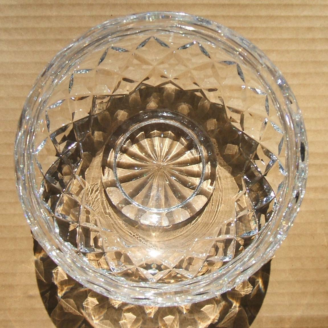 Is Waterford Crystal Marked 0425